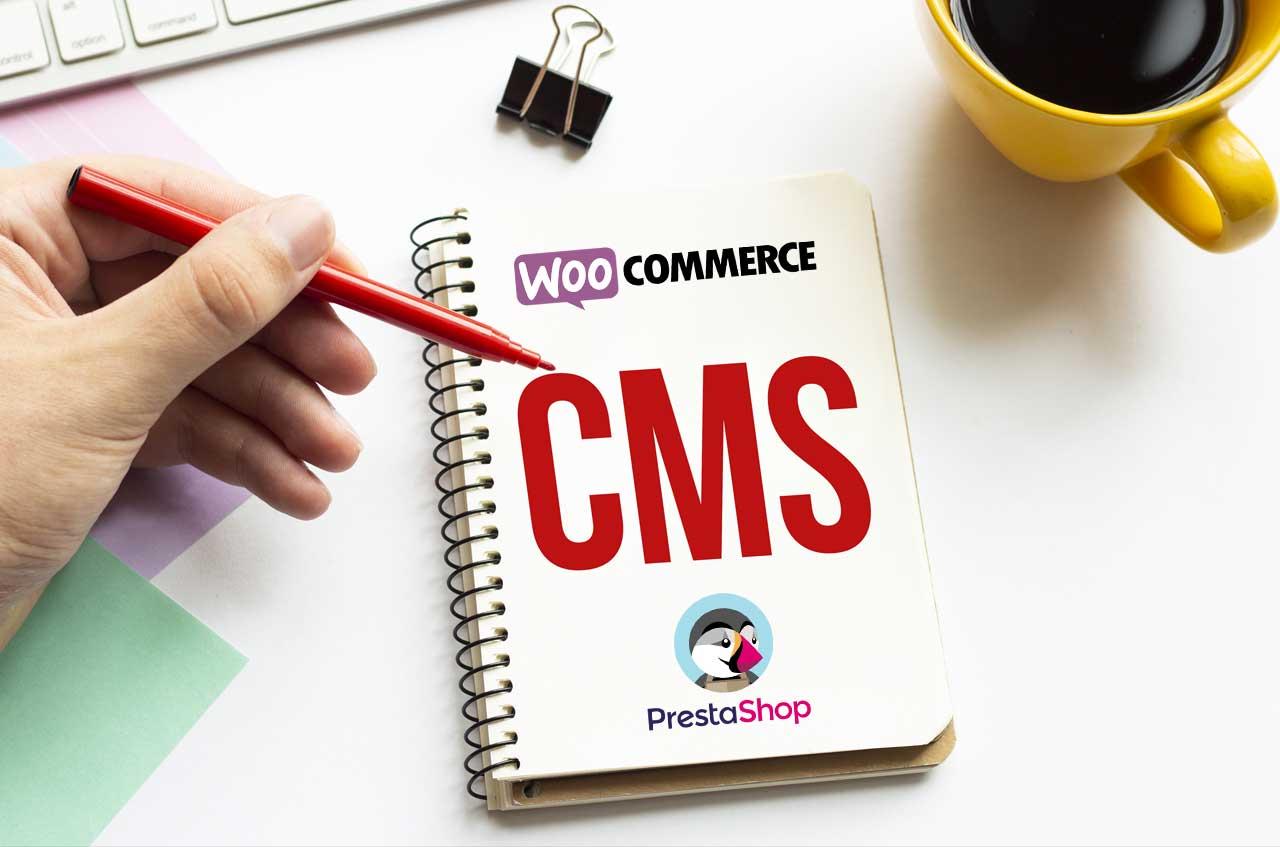 WooCommerce ou Prestashop : faire son choix